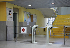 Foyer d'étudiants de l'Institut des programmes éducatifs internationaux, Université polytechnique de Saint-Pétersbourg, Saint-Pétersbourg