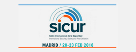 PERCo au salon international SICUR à Madrid