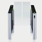 Couloir de contrôle d'accès ST-01 avec les vantaux grande hauteur (un passage)